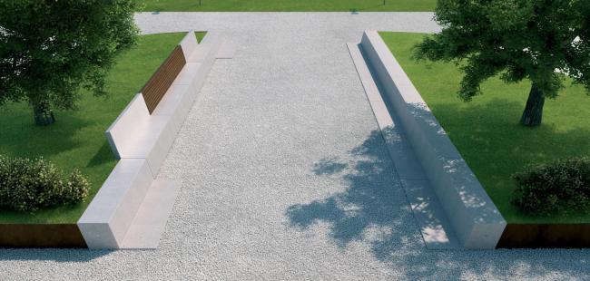 monolitikus pad